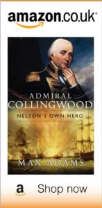Purchase Admiral Collingwood
